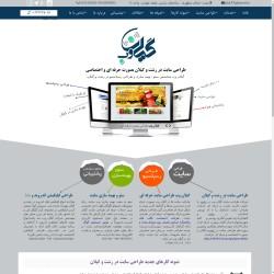 فرصت ویژه طراحی وب سایت برای شما در عیدانه گیلان وب