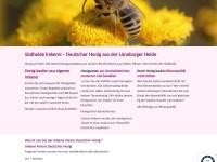 Deutschen Lindenhonig aus der Imkerei Ahrens kaufen