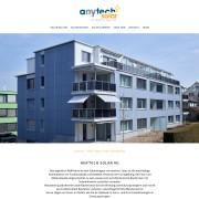 Photovoltaik Solaranlagen by Anytech Solar AG