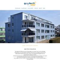 anytech Solar AG - Solarfassade