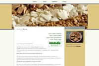 Vorschaubild der Homepage von AMANDA  Nussverarbeitung Inh. E. Blok eK
