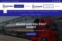Vorschaubild der Homepage von Amrhein GmbH