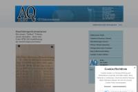 Vorschaubild der Homepage von AQ Pluss Motoren Dienstleistung Karl Heinz Gendner
