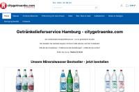 Vorschaubild der Homepage von D-20097 Getränkelieferservice Hamburg
