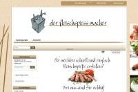 Vorschaubild der Homepage von der fleischspiess macher