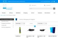 Vorschaubild der Homepage von MEZ-DUCTCAP - bessere Hygiene bei Luftkanal & Rohr