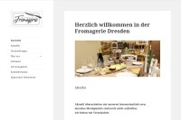 Vorschaubild der Homepage von D-01277 Internationale Käsespezialitäten und Weine