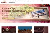 Vorschaubild der Homepage von BREMER CHOCOLADE-FABRIK HACHEZ