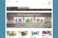 Vorschaubild der Homepage von Gastronomie Lieferant Großhandel - Market Grounds