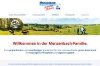 Vorschaubild der Homepage von D-56581 Kurtscheid Menzenbach Tiefkühlerzeugnisse