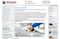 Vorschaubild der Homepage von Kassenrollen für alle Kassensysteme