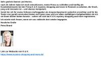 Vorschaubild der Homepage von Gorath Servicetest: Mit Mystery Shopping zu mehr Erfolg!
