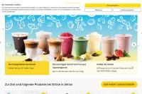 Vorschaubild der Homepage von A-1010 Ströck-Brot Gesellschaft mbH