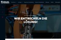 Vorschaubild der Homepage von WEHLING Anlagen-und Maschinenbau GmbH