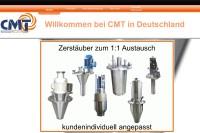 Vorschaubild der Homepage von HANS G. WERNER Industrietechnik GmbH
