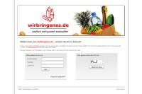 Vorschaubild der Homepage von D-81375 wirbringenes.de - München