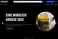 Vorschaubild der Homepage von Laserwerkzeuge von Coherent