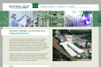 Vorschaubild der Homepage von Willkommen bei Gechem.de