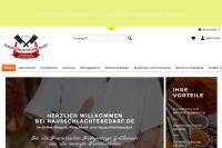 Vorschaubild der Homepage von Der Onlineshop für Naturdärme, Gewürze und Kräuter