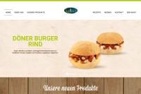 Vorschaubild der Homepage von Yurdum Handelsgesellschaft mbH