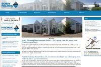 Vorschaubild der Homepage von Hans Schuy GmbH