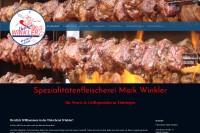 Vorschaubild der Homepage von D-04639 Maik Winkler Spezialitätenfleischerei