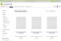 Vorschaubild der Homepage von Softeismaschinen von arteis.de
