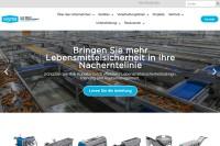 Vorschaubild der Homepage von Wyma (CZ) - Anlagen zur Nacherntebearbeitung von Gemüse