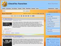 CheckTec Favoriten - Speicher, Teile und Tagge Deine Favoriten