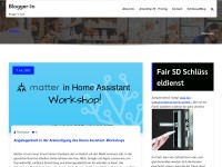 Website https://blogger-in.de/