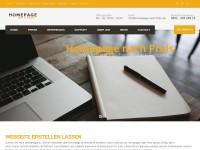 Professionelle Webseite erstellen