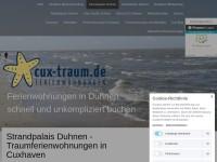 Exklusive Ferienwohnungen in Cuxhaven im Strandpalais Duhnen