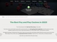 Best iDEAL Casinos