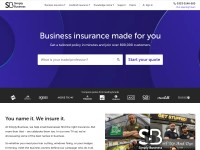 Click here to go to the Simply Business Insurance website