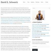 David G Schwartz