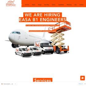 Vervaardiging Van Vlieg En Ruimtevaartuigen Aircraft & Component MRO B.V.