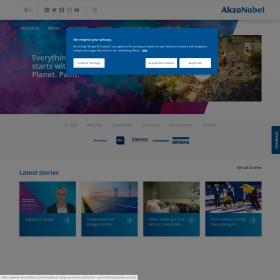 Vervaardiging Van Petrochemische Producten Akzo Nobel Functional Chemicals B.V.