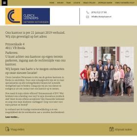 Clercx Claassen Leenders Netwerk Notarissen