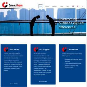 Organisatieadviesbureaus Connect Japan