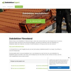 Dakbedekkingsbedrijven Dakleggers Dakdekker Expert Dakdekker Flevoland