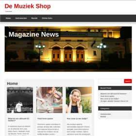 De Muziekshop-Zoetermeer B.V.