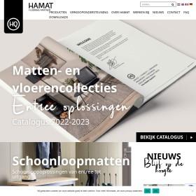 Vervaardiging Van Kokos Sisal Vloermatten Hamat B.V.