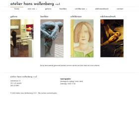 Beoefening Scheppende Kunst Atelier Hans Wollenberg V.O.F.