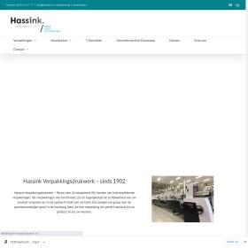 Hassink Drukkers-Burgodruk B.V.