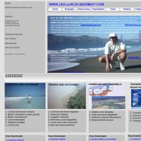 Leo van Rijn Sediment Consultancy