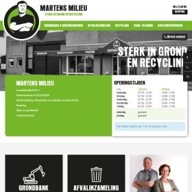 Martens Milieu
