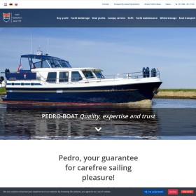 Pedro Jachtservice Zuidbroek B.V.