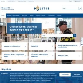 Politie Politie Midden en West Brabant