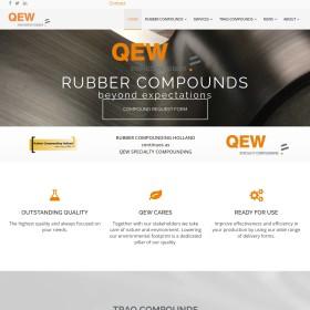 Vervaardiging Van Synthetische Rubber In Primaire Vorm Qew Engineered Rubber B.V.