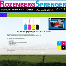 Rozenbergsprenger Grafische Media